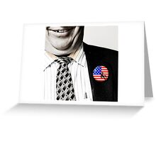 The Limbaugh Principle Greeting Card