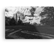 To the Manor Born Metal Print