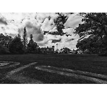 To the Manor Born Photographic Print
