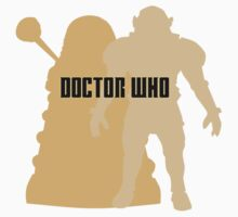 Doctor Who Villains Kids Clothes