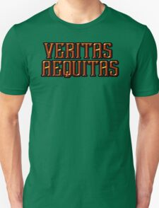 Boondock Saints: Veritas Aequitas Unisex T-Shirt