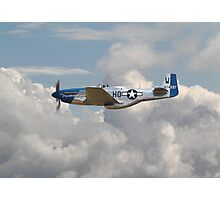 P51 Mustang Gallery - No3 Photographic Print