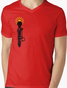 River Song's Sonic Screwdriver Mens V-Neck T-Shirt