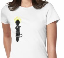 River Song's Sonic Screwdriver Womens Fitted T-Shirt