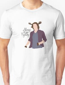 Always Keep Fighting Moose Jared Unisex T-Shirt