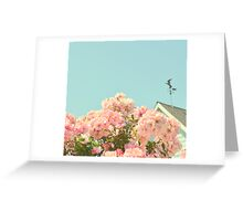 A Simple Kind of Life Greeting Card