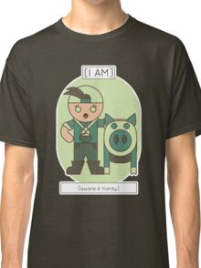 The Aware and Hardy Classic T-Shirt