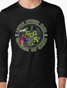 LLC, GARAGE OF GAINS Long Sleeve T-Shirt