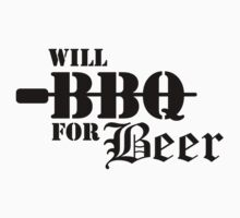 Will BBQ for Beer by nektarinchen