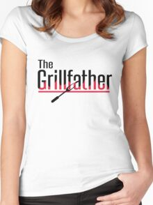 The grillfather Women's Fitted Scoop T-Shirt