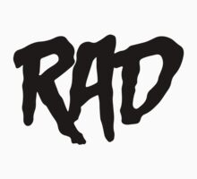 RAD by Taylor Ketchum