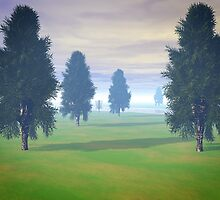 Fairway To Seven by Phil Perkins