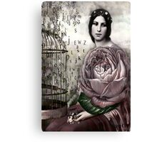 Beautiful Melancholy Canvas Print