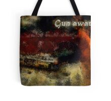 Gun awareness Tote Bag