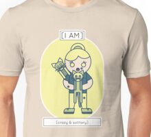 The Crazy and Solitary Unisex T-Shirt