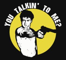 You talkin' to me? logo2 by Buby87