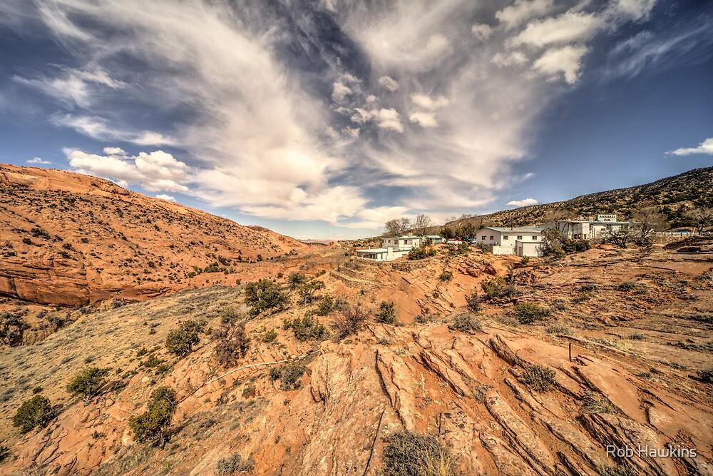 Tsegi Canyon  by Rob Hawkins