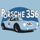 Porsche 356 Racer by velocitygallery