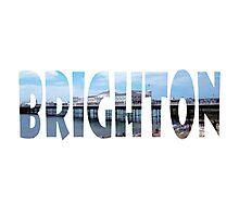 Brighton Photographic Print
