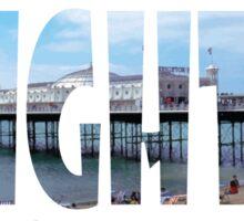 Brighton Sticker