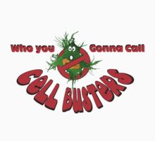 Who you gonna call...CellBusters Kids Clothes