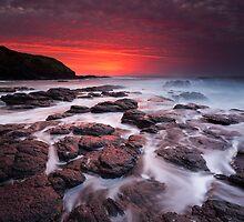 The Flinders Blowhole by Nick Skinner