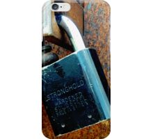 Stronghold iPhone Case/Skin