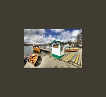 Rowing Boats at Ambleside  Unisex T-Shirt
