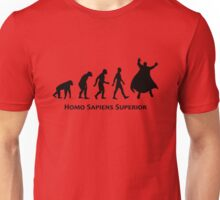 Evolution of the Superior Race Unisex T-Shirt