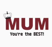 Mum T-Shirts  by incetelso