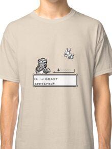 PkMn Trainer Arthur Classic T-Shirt