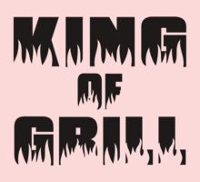 King of Grill One Piece - Long Sleeve