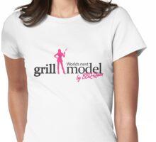 World's next BBQ Queen Womens Fitted T-Shirt