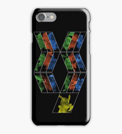Pokemon 6 Generation XY iPhone Case/Skin