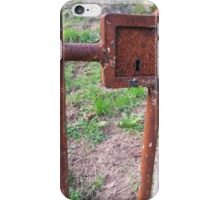Old passages 1 iPhone Case/Skin