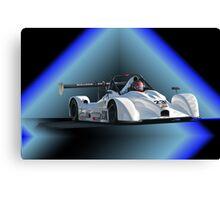 Prototype P1 Racecar Canvas Print