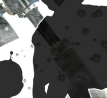 Ratchet & Clank and Millennium 12 Sticker