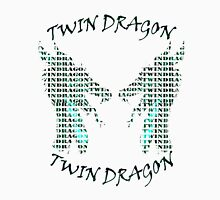 twin dragon Men's Baseball ¾ T-Shirt
