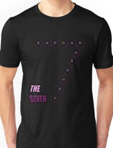 the seven  Unisex T-Shirt