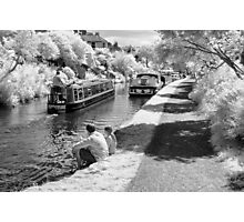Bath Canal Photographic Print