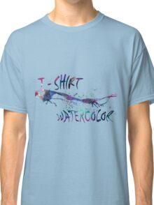 watercolor Classic T-Shirt