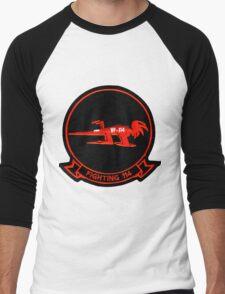 VF-114 Aardvarks (Alternate) Men's Baseball ¾ T-Shirt