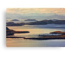 The Summer Isles Canvas Print