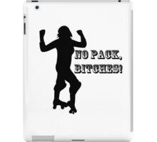 No Pack! iPad Case/Skin