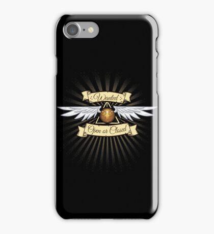 The Golden Snitch iPhone Case/Skin