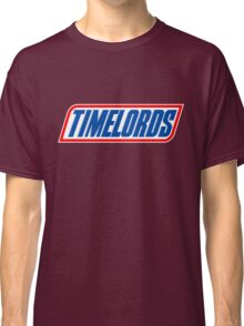 TIMELORDS BAR Classic T-Shirt