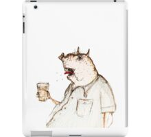I put this place on the map! iPad Case/Skin