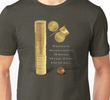 Wealth Inequality in the USA Unisex T-Shirt