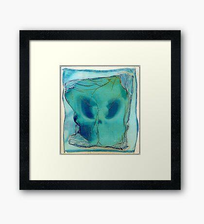 aliens! Framed Print