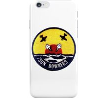 VF-111 Sundowners iPhone Case/Skin